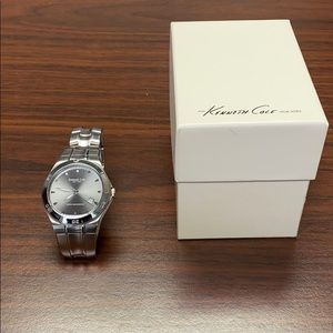 Kenneth Cole Men's Stainless Steel Watch with Box